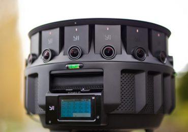 YI HALO, Kamera VR 4K Kerjasama Google dan Yi