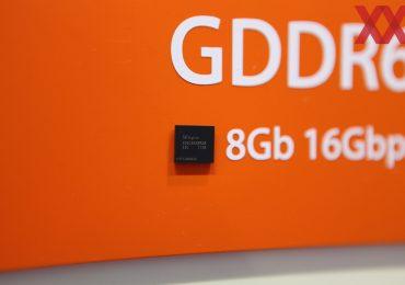 SK Hynix Pamerkan Teknologi Memory GDDR6